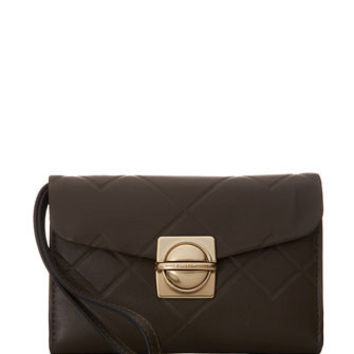 Marc by Marc Jacobs Circle in Square Wingman Clutch