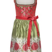 HIEBAUM Dirndl - red - Zalando.co.uk