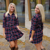 Down on the Farm Dress - Piace Boutique