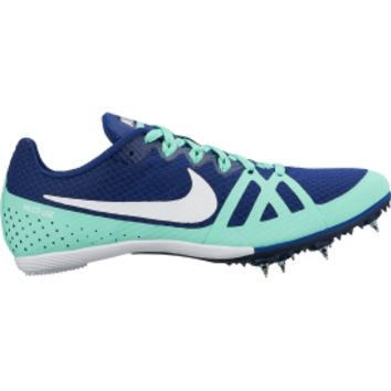 Nike Women's Zoom Rival MD 8 Track and Field Shoes - Blue/White | DICK'S Sporting Goods
