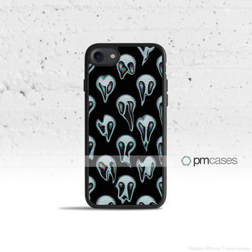 Melting Alien Emoji Case Cover for Apple iPhone & iPod Touch