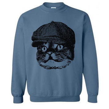 The Boss Cat Sweater