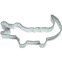 Alligator ZOO Cookie Cutter om gator crocodile by KitchenCrafts
