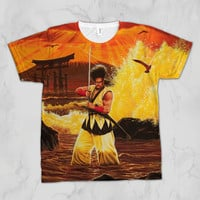 Samurai Shodown Haohmaru Unisex Video Game Sublimation T-shirt