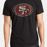 Men's 47 Brand 'San Francisco 49ers - Scrum' Graphic T-Shirt