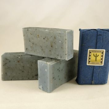 Rosner Soap NY - Seaweed Soap - All Natural, Handmade, Essential Exfoliant Oil Soap