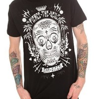 Pierce the Veil Sugar Skull Slim-Fit T-Shirt