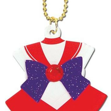 Sailor Moon Necklace - Sailor Mars Costume