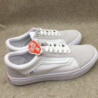 Dime x Vans Old Skool Pro Canvas Flats Sneakers Sport Shoes