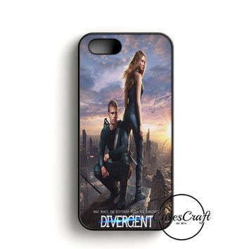 Divergent  Mortal Instrument  And Hunger Game iPhone 5/5S/SE Case