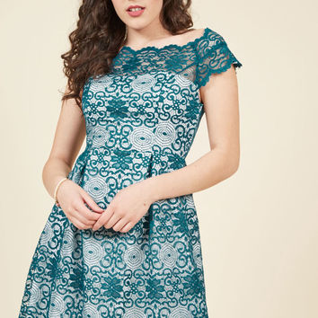 Optimal Enchantment Lace Dress