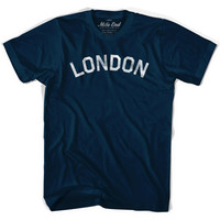 London Vintage City T-shirt