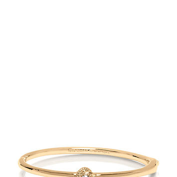 infinity & beyond knot bangle