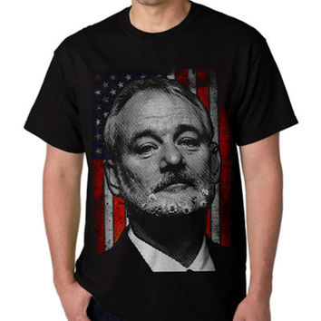 Bill Murray American for Hoodie mens and Girl ,T shirt Mens, T shirt Girl, Funny Shirt, Funny Hoodie, Funny sweatshirt