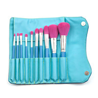 Morphe 10 Piece Vegan Brush Set - Set 680