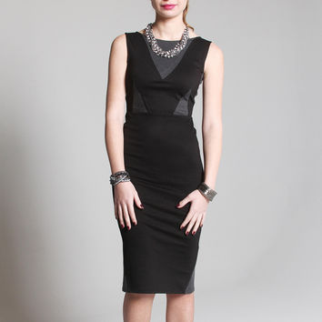 Penelope Dress - Black