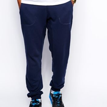 Supremebeing Kenobi Cuffed Sweatpants - Blue