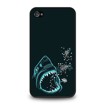 MINIMALIST JAWS iPhone 4 / 4S Case