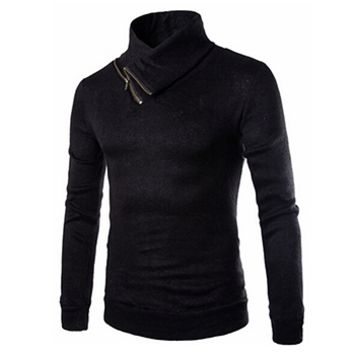 Assassin's Cross Collar Sweater