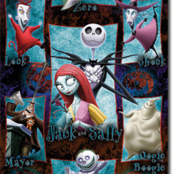 Nightmare Before Christmas – Grid  Poster 22x34 RP1292 NBC