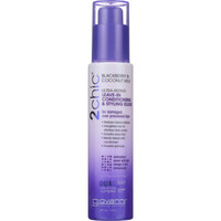 Giovanni Hair Care Products Conditioner - 2chic - Repairing - Leave-in Conditioning And Styling Elixir - Blackberry And Coconut Milk - 4 Oz - 1 Each