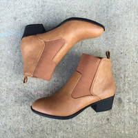 Camel Stretch Booties