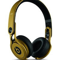 Beats by Dr. Dre Gold Mixr Headphones