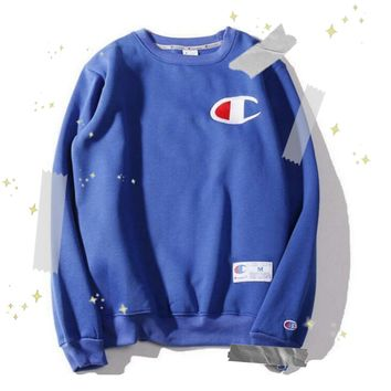 Champion Logo Crewneck