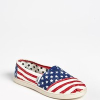 TOMS 'Classic - Stars & Stripes' Slip-On (Toddler, Little Kid & Big Kid) | Nordstrom