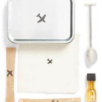 Mason Shaker Old Fashioned Carry-On Cocktail Kit