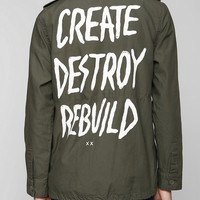 Glamour Kills CDR Surplus Jacket - Urban Outfitters