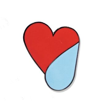 Love Sick Enamel Pin
