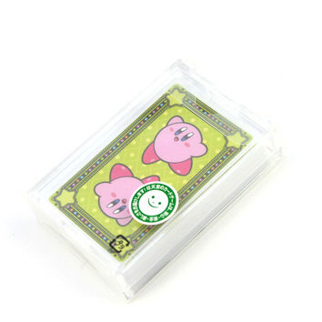 Nintendo Playing Cards - Kirby!