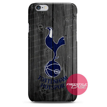 Tottenham Hotspur Wood  iPhone Case 3, 4, 5, 6 Cover