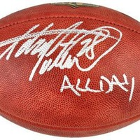 """Adrian Peterson Minnesota Vikings Autographed Pro Football with """"All Day"""" Inscription - Fanatics Authentic Certified"""