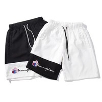 """ Champion "" Men Sports Running Shorts"