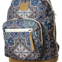 BILLABONG BELIZE 26L BACKPACK - BLUE INDIGO