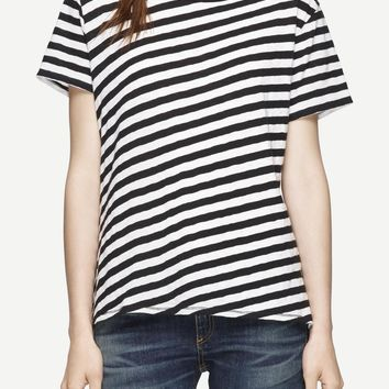 Shop the Concert Stripe Tee on rag & bone