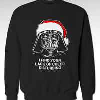 Star Wars Darth Vader Christmas Unisex Sweatshirt size S,M,L,XL,2XL,3XL