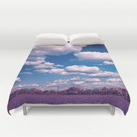 Only Dreaming Duvet Cover by Vicki Field