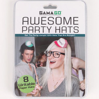 GAMAGO Awesome Party Hats at PacSun.com