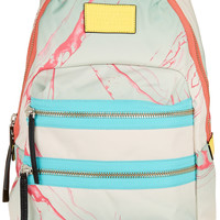 Marc by Marc Jacobs - Domo Arigato Packrat printed canvas backpack
