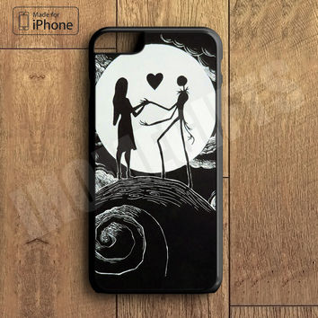 Love The Nightmare Before Christmas Plastic Phone Case For iPhone 6 Plus More Style For iPhone 6/5/5s/5c/4/4s iPhone X 8 8 Plus