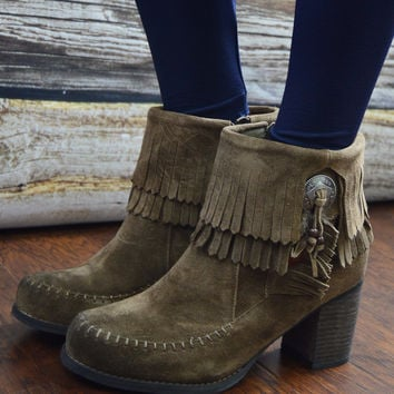 Jessa Short Boot