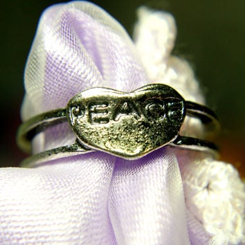 For Peace Ring
