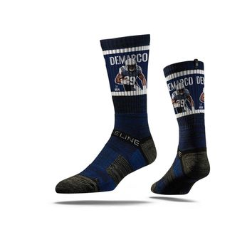 Strideline Dallas Cowboys DeMarco Murray Adult Crew Socks