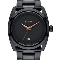 Nixon Queenpin All Black Watch