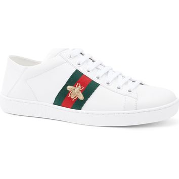 Gucci New Ace Convertible Heel Sneaker (Women) | Nordstrom