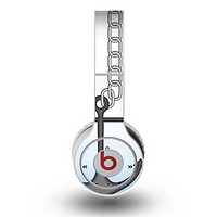 The Gray Chained Anchor Skin for the Original Beats by Dre Wireless Headphones