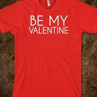 Be my valentine - Taylor's boutique.